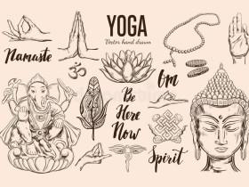 心被约束在一件事或一个地方,就是专注。在专注中训练你的心,是冥想开始的步骤。