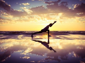 瑜伽体式的生活哲学-沉于当下,抛开对未知的恐惧