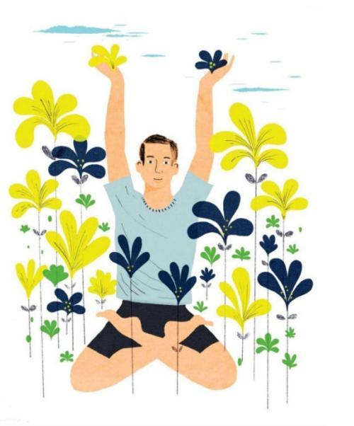 瑜伽生活哲学|接纳对立的情绪